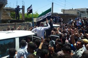 Ανεπιθύμητοι στη Συρία ξένοι διπλωμάτες