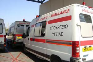 Μαθητής έπεσε από πρώτο όροφο του σχολείου και τραυματίστηκε