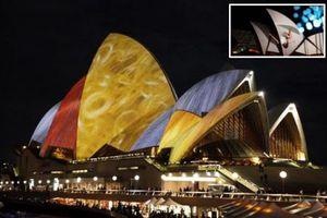«Κατέρρευσαν» τα πανιά της Όπερας του Σίδνεϊ