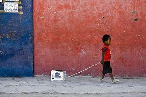 Τα παιχνίδια των φτωχών Αφρικανών
