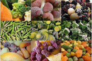 Πόσο ασφαλή είναι τα κατεψυγμένα τρόφιμα