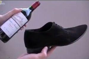 Πώς να ανοίξεις κρασί χωρίς ανοιχτήρι