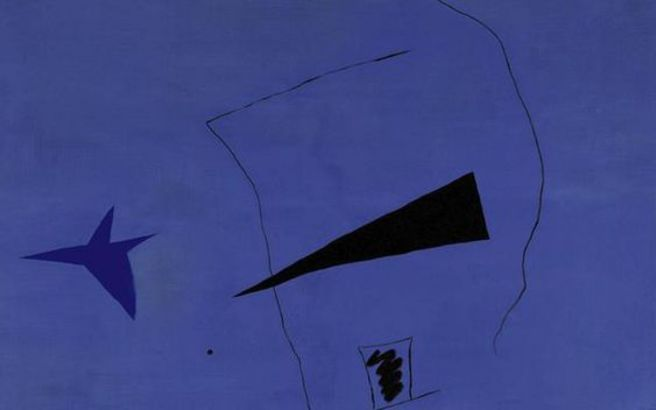 Το «μπλε άστρο» του Μιρό βγαίνει σε δημοπρασία