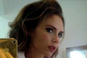 H Victoria Beckham κολλημένη με το twitter