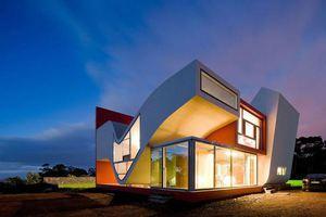 Η τρέλα του αρχιτέκτονα