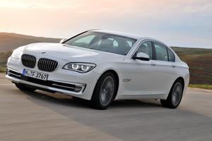Ανανέωση για τη σειρά 7 της BMW