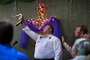Κροταλίες σε θρησκευτικές τελετές στα Απαλάχια
