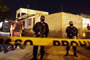 Δεκαέξι νεκροί από καρτέλ ναρκωτικών στο Μεξικό