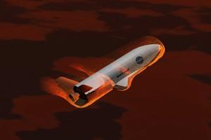 Το διαστημικό σκάφος μυστήριο των ΗΠΑ επιστρέφει στη Γη