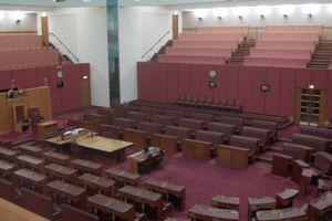 Απομονωμένες όσες μουσουλμάνες επισκέπτονται την αυστραλιανή Βουλή