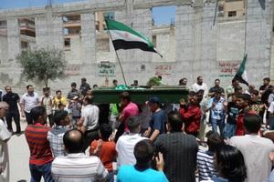 Εκατόμβη νεκρών στη Συρία από την ημέρα της εξέγερσης