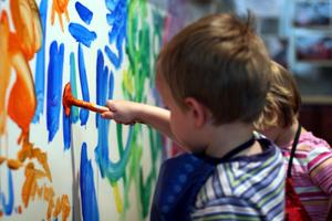 Παιδική δημιουργική απασχόληση και το καλοκαίρι!