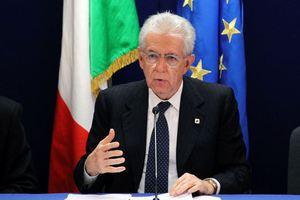 Την ολοκλήρωση της ενιαίας ευρωπαϊκής αγοράς ζητά ο Μόντι
