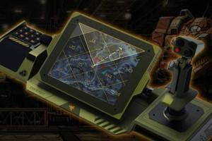 Φουτουριστικό χειριστήριο για το MechWarrior Online