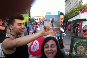 Σόου της Ελένης Λουκά στο Athens Pride!