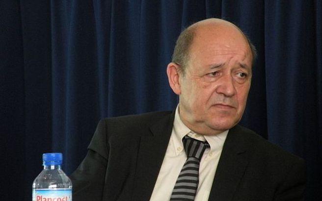 «Τούρκους» τους έκανε στην Άγκυρα η δήλωση του ΥΠΕΞ της Γαλλίας