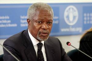 «Αποτυχία της διεθνούς κοινότητας η αποτυχία Ανάν στη Συρία»