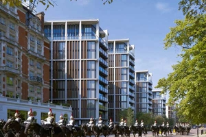 Φωτογραφίες από το ακριβότερο διαμέρισμα του Λονδίνου