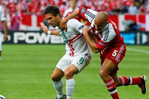Πορτογαλία-Δανία 2-1 στο ημίχρονο