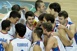 Έτοιμοι για Μουντομπάσκετ οι Σέρβοι