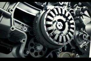 Ο κινητήρας της Ducati Panigale