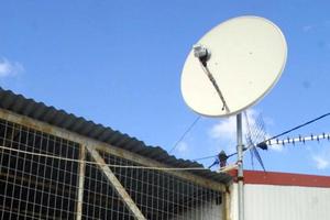 Μοίραζε «δωρεάν» τηλεοπτικό σήμα στη Λάρισα