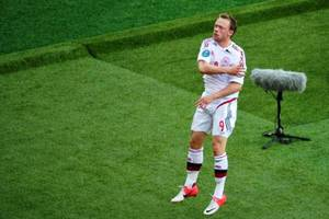 Ισοφάρισε σε 1-1 η Δανία