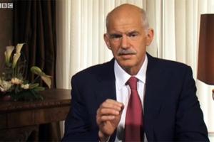 Παπανδρέου: Ενδεχόμενη «Grexit» θα ήταν καταστροφή