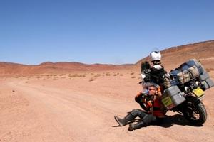 Το «Γύρο του Κόσμου... Νότια» θα πραγματοποιήσει έλληνας μοτοσυκλετιστής