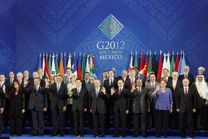 Ανάπτυξη και σταθερότητα θέλουν οι ηγέτες της G20
