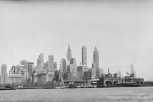 Για ποιους προοριζόταν η πρώτη άσφαλτος που έπεσε στη Νέα Υόρκη