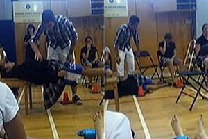 Μαθήτριες έμειναν υπνωτισμένες για πέντε ώρες