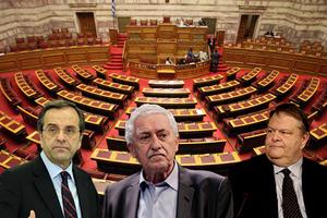 Ζήτημα κυβερνητικής λειτουργίας θα θέσουν Βενιζέλος-Kουβέλης