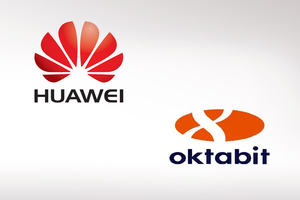 Συνεργασία Huawei – Oktabit