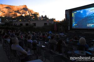 Οδοιπορικό στα θερινά σινεμά της πρωτεύουσας
