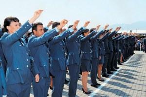 Εξορθολογισμός χρόνου εγγραφής επιτυχόντων στις σχολές της αστυνομίας