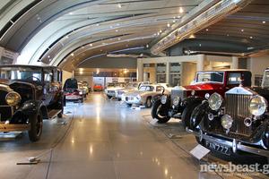 To Ελληνικό Μουσείο Αυτοκινήτου είναι ένα στολίδι στην Αθήνα