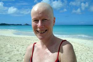 Μάχεται τον καρκίνο με τη διατροφή