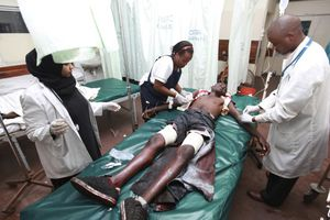 Εθνοτικές σφαγές στην Κένυα
