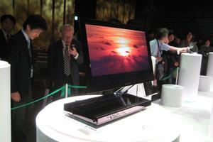 Sony και Panasonic συνεργάζονται για κατασκευή OLED