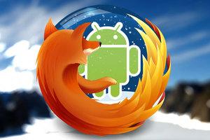Αναβάθμιση στον Firefox για Android