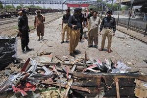Τουλάχιστον 14 στρατιώτες νεκροί από έκρηξη βόμβας