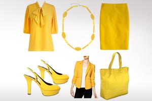 Καλοκαίρι στα κίτρινα