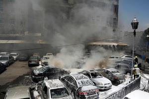 Σκηνές απόλυτης φρίκης στη Ντούρμα της Συρίας