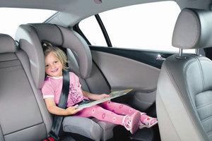 Οδηγίες για τα παιδικά καθισματάκια