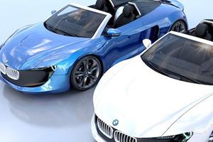Φοιτητής σχεδιάζει roadster της BMW