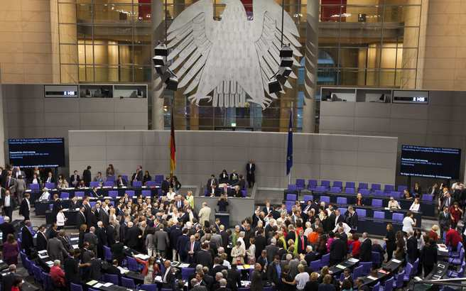 «Πράσινο φως» από τη γερμανική Βουλή για την εκταμίευση της δόσης των 6,7 δισ. ευρώ