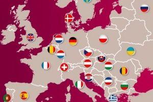 Το Euro 2020 θα διεξαχθεί σε όλη την Ευρώπη!