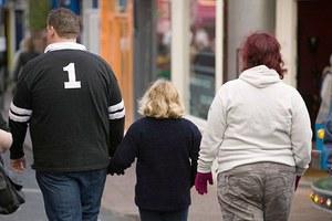 Το σωματικό βάρος ενός γονιού έχει άμεσο αντίκτυπο στα παιδιά