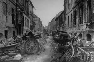 Η Γερμανία μετά το τέλος του Β' Παγκοσμίου Πολέμου